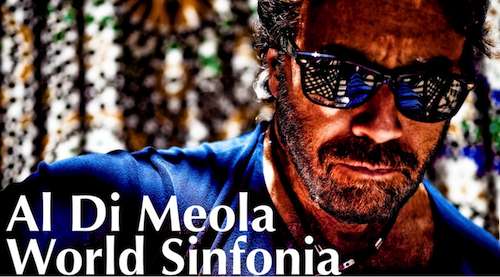 Al Di Meola World Sinfonia