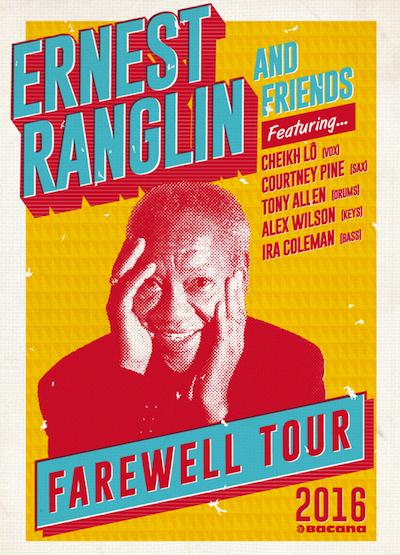 Ernest Ranglin Farewell Tour